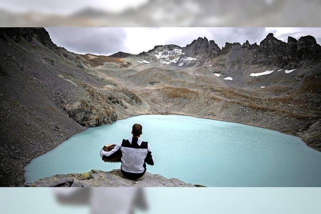 Gletscher in der Schweiz
