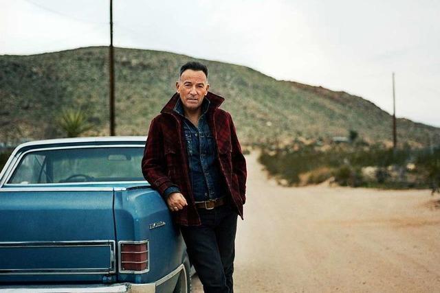 Heinz Rudolf Kunze, Springsteen-Übersetzer: