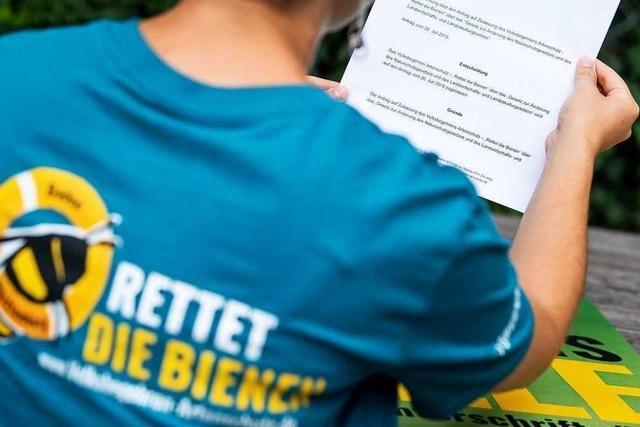 BZ-Diskussion zu Volksbegehren wegen hoher Nachfrage verlegt