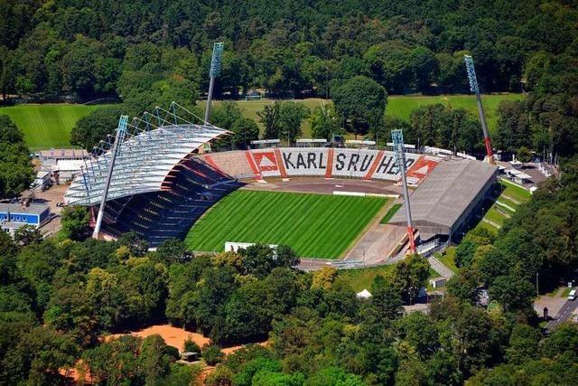 Streit ums neue KSC-Stadion zwischen Stadt und Verein eskaliert