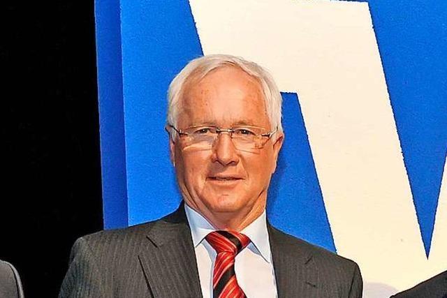 Trauer um den großen Unternehmer und Mäzen Ernst Möschle