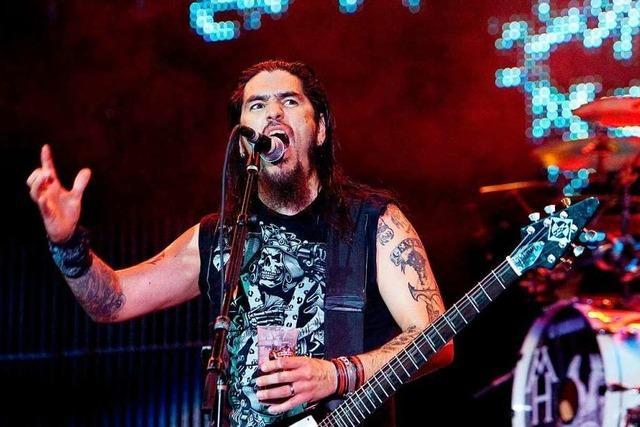 Gewinne Tickets für Machine Head in der Sick-Arena