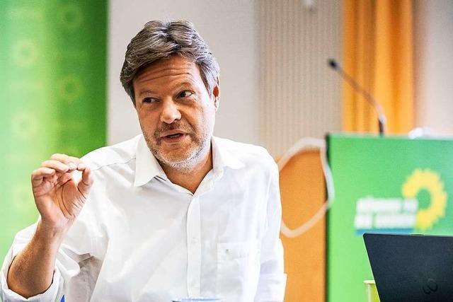 Grünen-Chef Habeck erntet Spott für Wissenslücke zur Pendlerpauschale