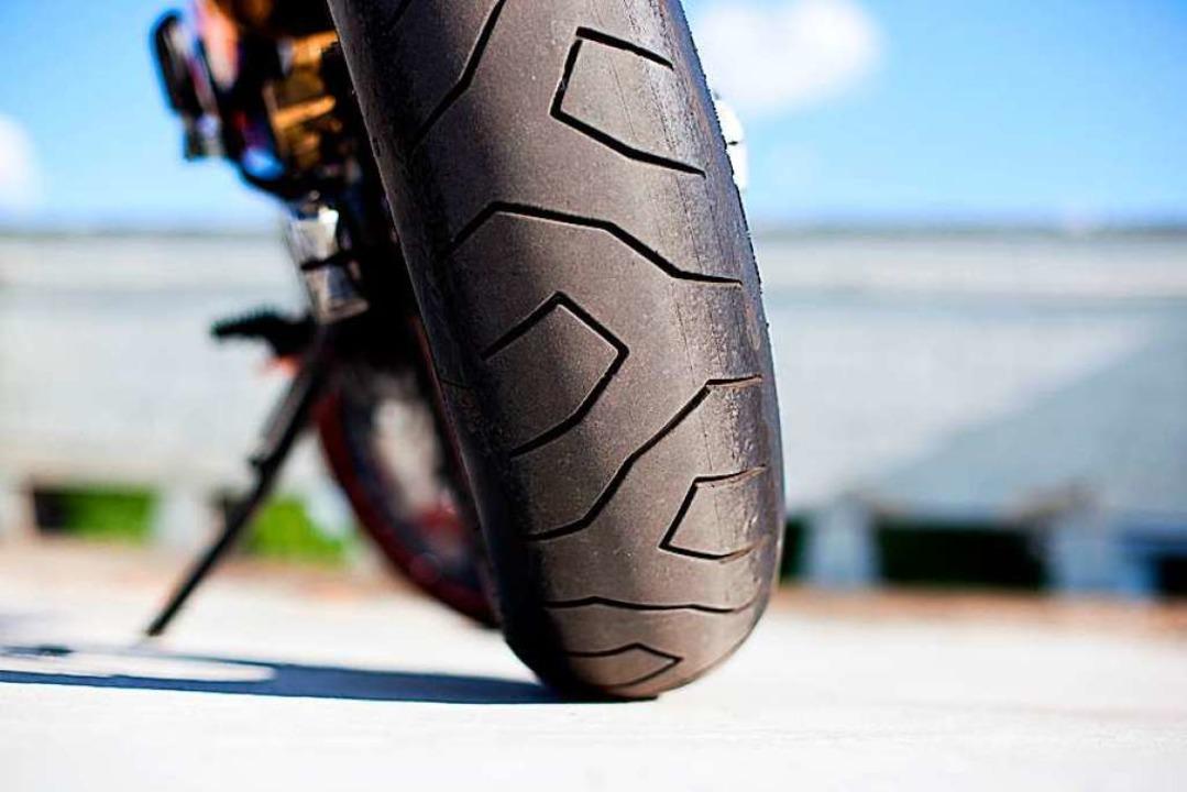 Zu zwei Unfällen mit Leichtkrafträdern kam es am Wochenende.  | Foto: Gordon Bussiek / Fotolia.com