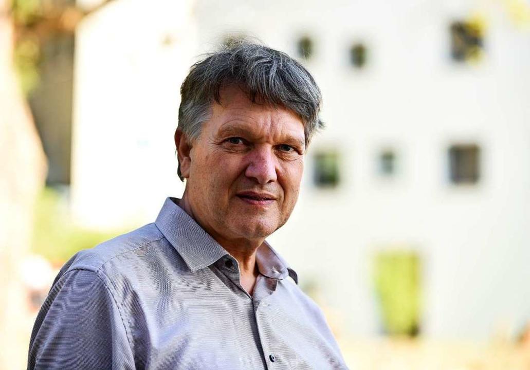 Christof Bosch ist in engem Kontakt zum UWC in Freiburg.  | Foto: Rita Eggstein