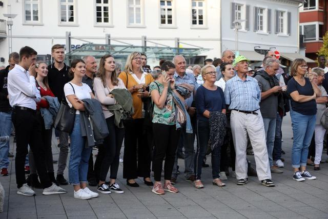 Liveticker zum Nachlesen: Markus Ibert gewinnt den 1. Wahlgang mit 39,8 Prozent