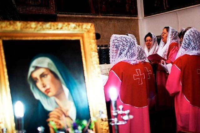 Bei Konvertiten aus dem Iran sind evangelikale Freikirchen besonders beliebt