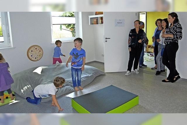 Familienzentrum legt zu