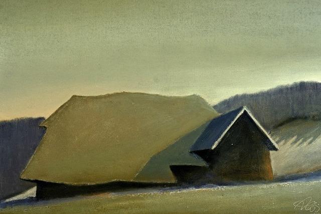 Albi Maier öffnet sein Atelier im Feldbergturm