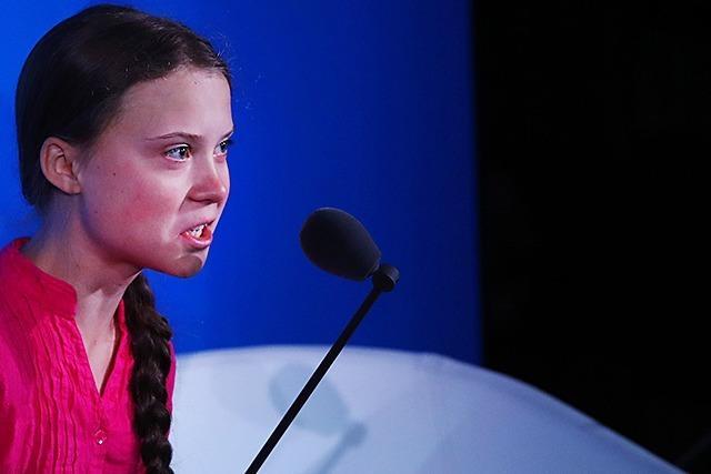 """Greta Thunberg: """"Ihr habt meine Träume gestohlen"""""""