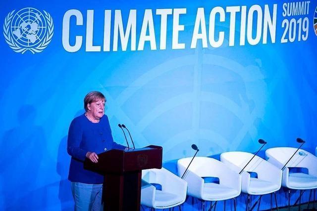 In der Klimapolitik sollte Europa nun die Führungsrolle übernehmen