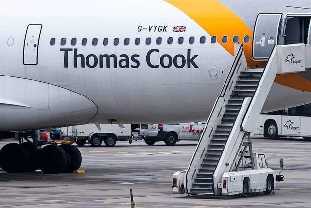 Die Politik sollte sich besser auf Pleiten wie die von Thomas Cook vorbereiten