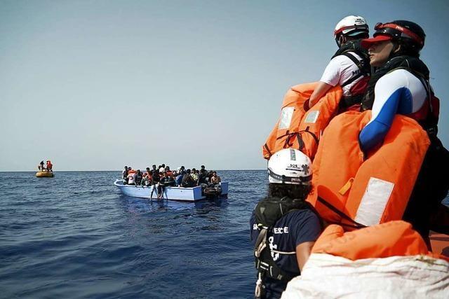 Einigung bei Seenotrettung ist keine Dauerlösung