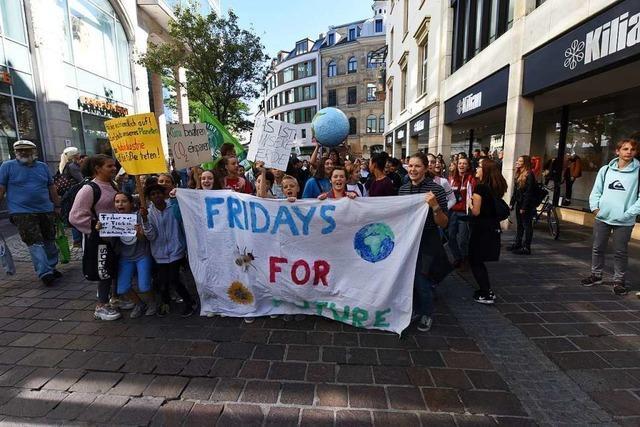 Fridays-For-Future-Proteste haben auch in Lörrach ihre Wirkung erzielt