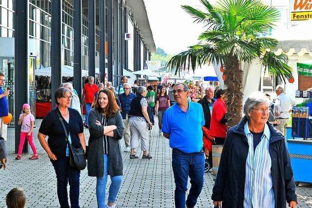 Trotz neuem Konzept bleiben der Baden-Messe die Besucher weg
