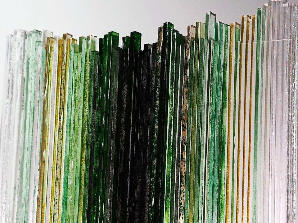Glaskunst von Ulrike Kaltenbach  | Foto: Kunsthaus St. Märgen
