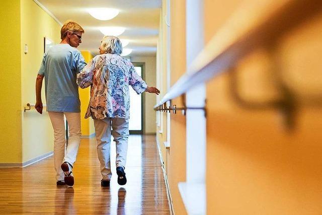Pflegeheimbewohner müssen immer höheren Eigenanteil zahlen