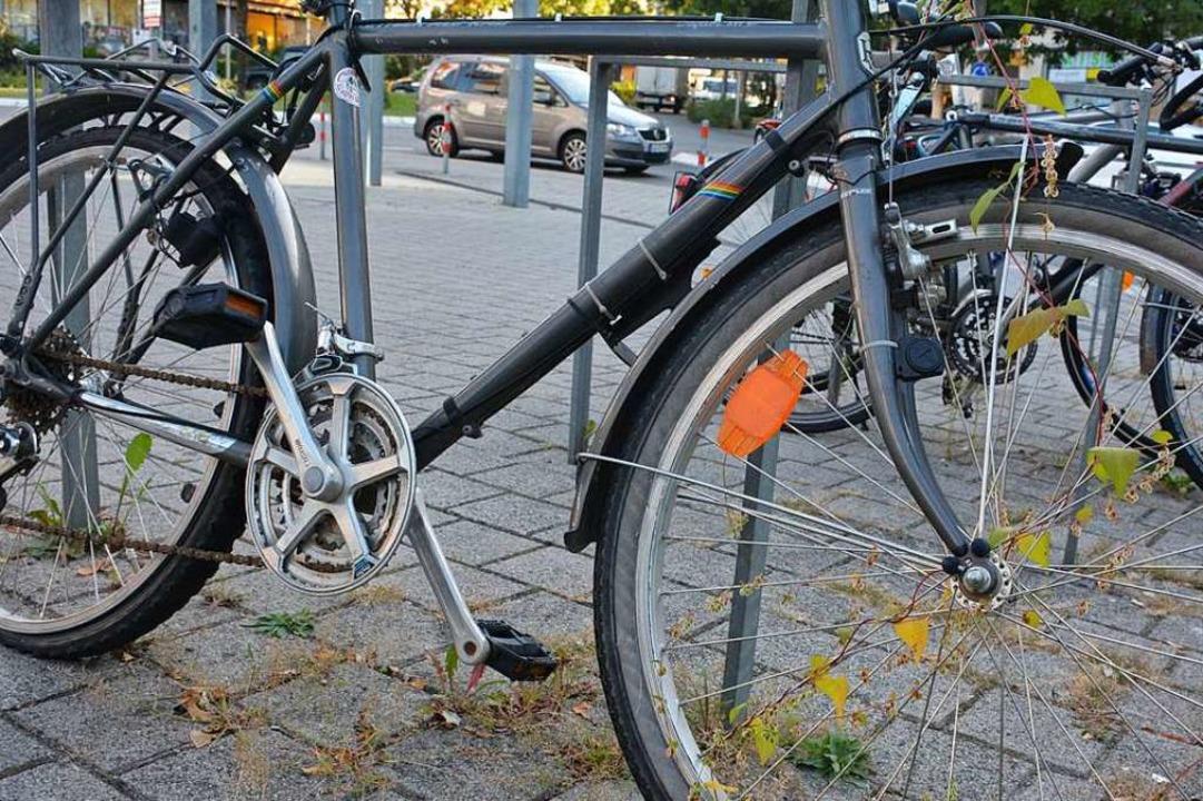 Gerade noch rechtzeitig konnte die Pol...hrraddiebstahl verhindern (Symbolbild)  | Foto: Hannes Lauber