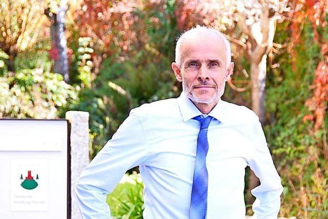 Bürgermeister von Malsburg-Marzell lässt seine Amtsgeschäfte vorerst ruhen