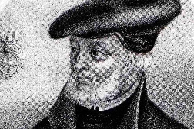 Theobald Bapst wurde mit 29 zum Rektor – trotz seines ausschweifenden Lebenswandels