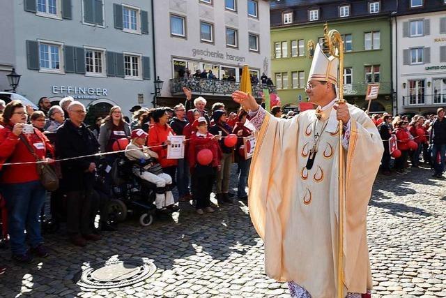 Freiburgs Erzbischof tauscht sich mit