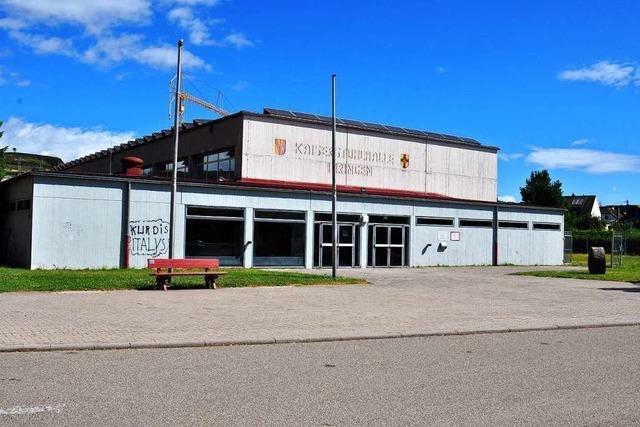 Brandschutz für die Ihringer Kaiserstuhlhalle wird modernisiert