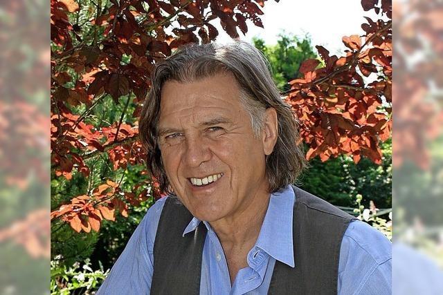 Norbert Scheuer liest in der Brennerei Dilger
