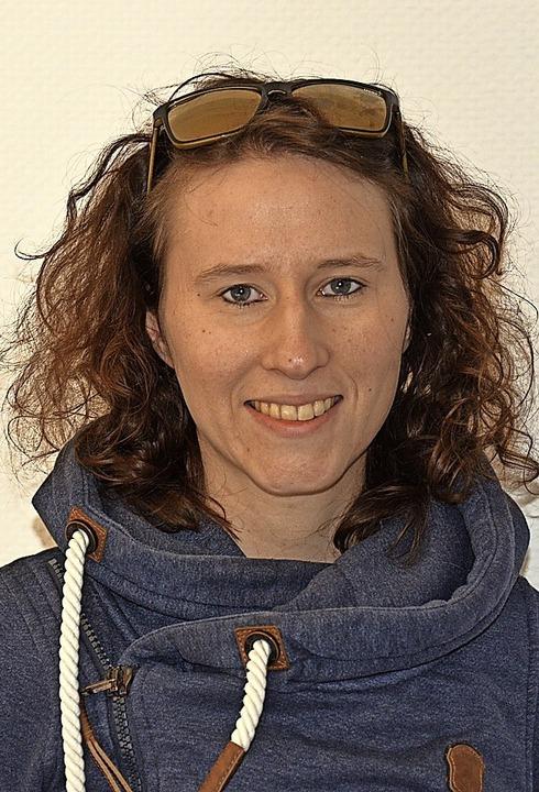 Ausnahmekönnerin: Skisprung-Teamweltmeisterin Ramona Straub vom SC Langenordnach  | Foto: Annemarie Zwick