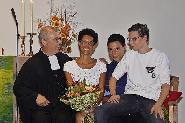Festliche Einführung für Pfarrer Peter Boos