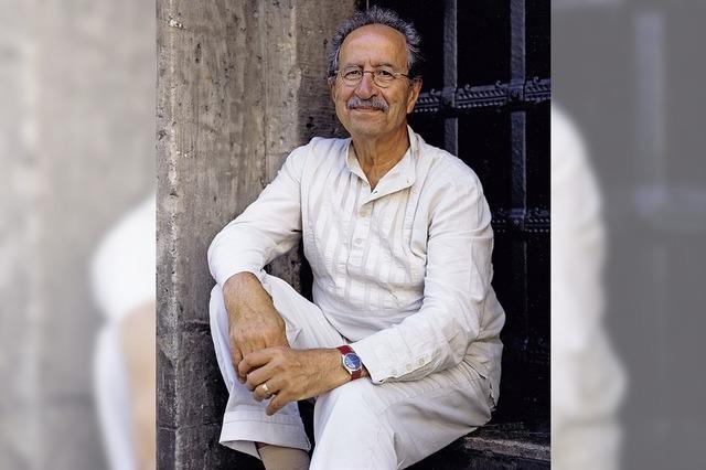 Rafik Schami liest in Lörrach aus seinem neuen Roman