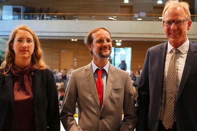 Klimaschutz und Comedy bei Kandidatenvorstellung in Au