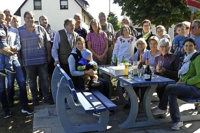 Picknickplatz in Wittenweier