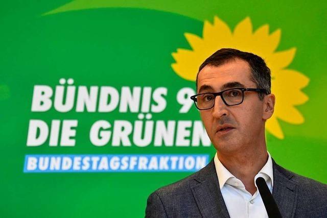 Die Entscheidung gegen Özdemir war hasenfüßig