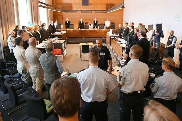 Zwei weitere Angeklagte im Hans-Bunte-Prozess kommen wohl frei