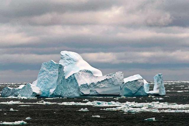 Klimarat warnt vor schmelzenden Eismassen