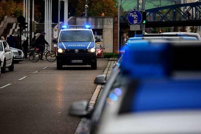 27-Jähriger randaliert im Polizeigewahrsam
