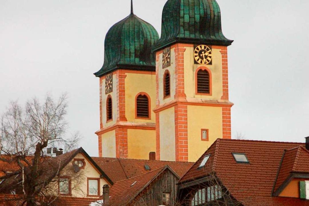 St. Märgen wird wohl Sitz des Pfarrers...eeinheit St. Peter/St. Märgen bleiben.  | Foto: Markus Donner