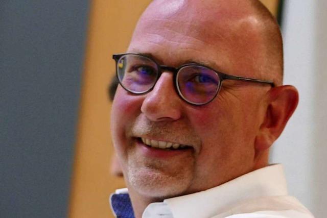 Frank-Michael Littwin ist neuer Ortsvorsteher von Herten
