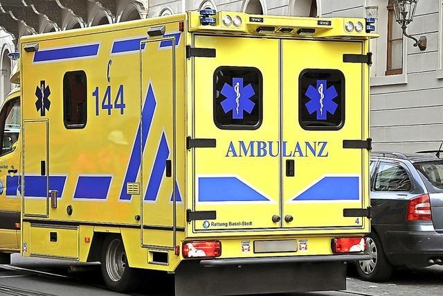 Sanität der Rettung Basel-Stadt soll einen zweiten Standort erhalten