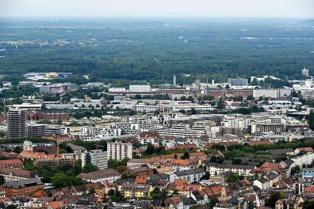 Betriebe haben in Freiburg keinen Platz mehr zum Wachsen