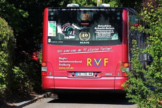 Schmitt-Bus stellt zum Fahrplanwechsel die Linie 295 von Bötzingen nach Vogtsburg ein
