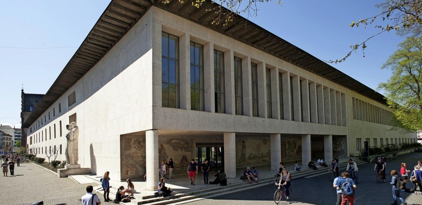 Das Kollegiengebäude der Universität am Petersplatz   | Foto: Christian Flierl