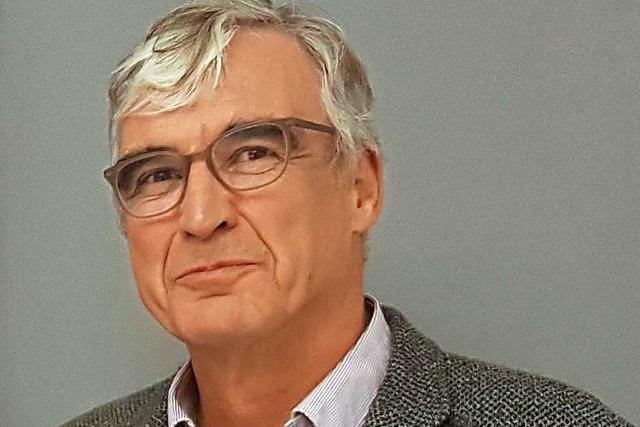 Günter Hammer ist designierter Ortsvorsteher von Hochdorf