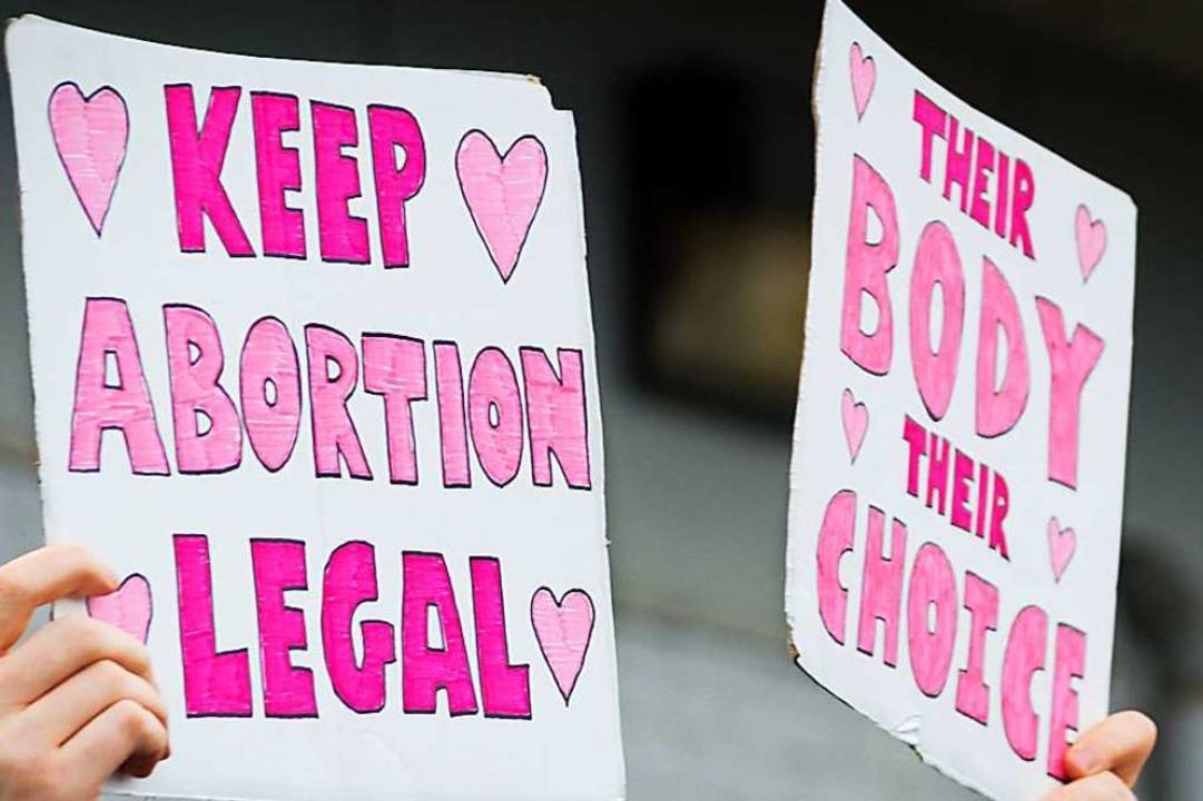 Der International Safe Abortion Day is...von Schwangerschaftsabbrüchen kämpfen.    Foto: Traci Hahn/adobe.com