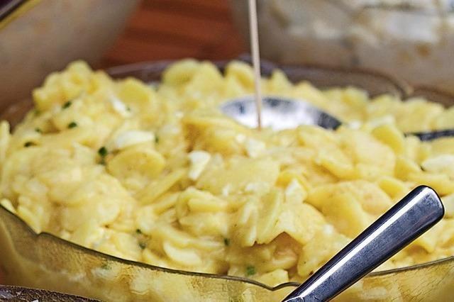 Wandern im Zeichen des Kartoffelsalats
