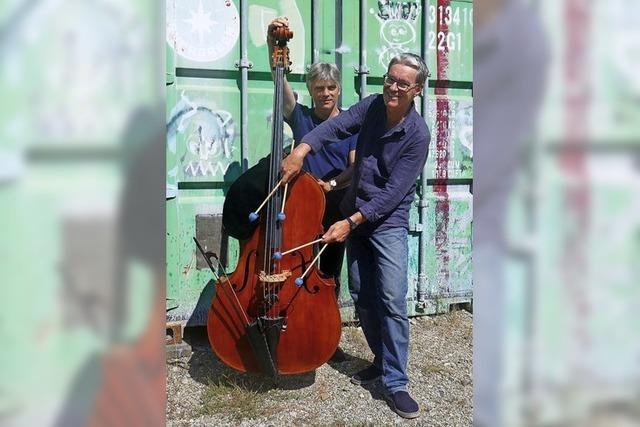 CD-Release-Konzert des Duos Kiedaisch und Döling