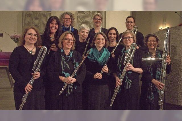 Flötenorchester