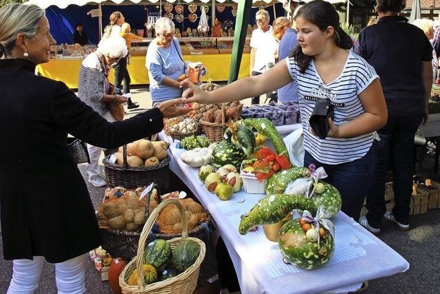 Umplanung für Herbstmarkt nötig
