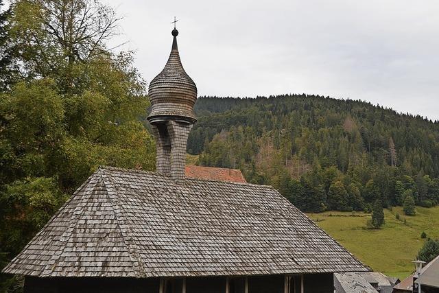 Die Kapelle wird saniert