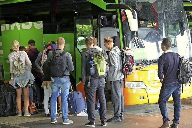 Flixbus fährt Donaueschingen an